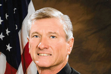 Sheriff Lott is the best man for the job